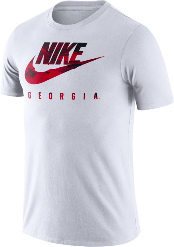 Nike Men's Georgia Bulldogs White Spring Break T-Shirt product image