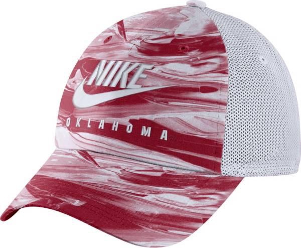 Nike Men's Oklahoma Sooners Crimson H86 Spring Break Adjustable Hat product image