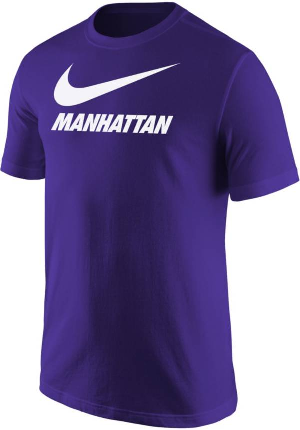 Nike Men's Manhattan Purple City T-Shirt product image