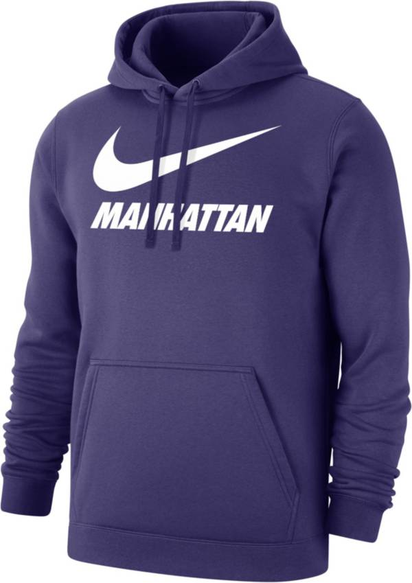 Nike Men's Manhattan Purple City Pullover Hoodie product image