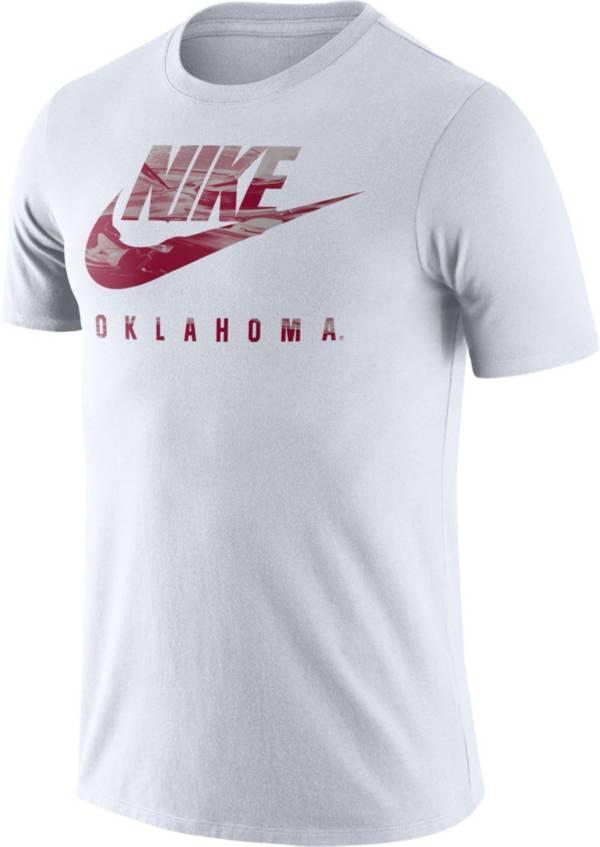 Nike Men's Oklahoma Sooners White Spring Break T-Shirt product image