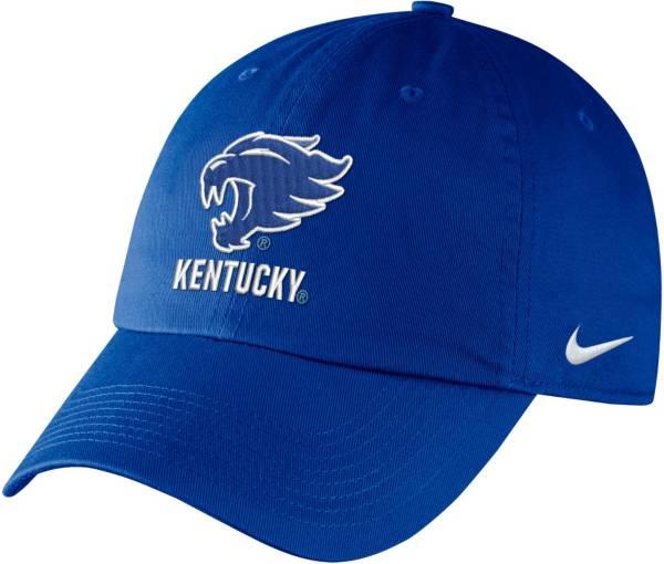Nike Men's Kentucky Wildcats Blue Campus Adjustable Hat product image