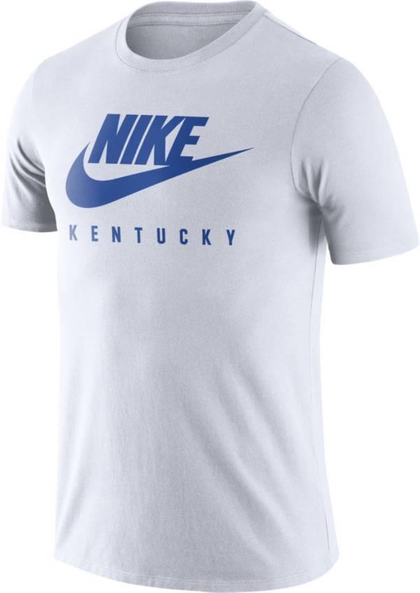 Nike Men's Kentucky Wildcats White Futura T-Shirt product image