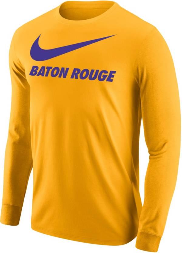 Nike Men's Baton Rouge Gold City Long Sleeve T-Shirt product image
