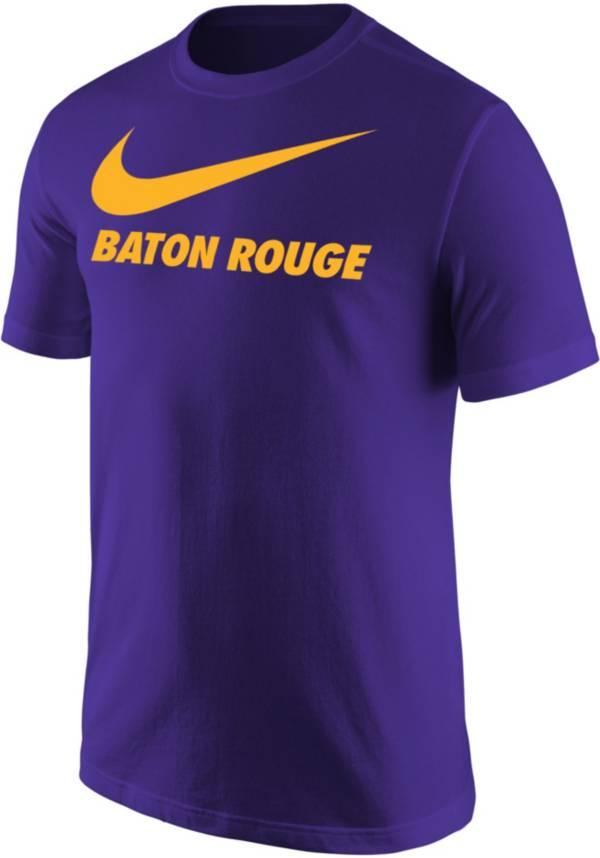 Nike Men's Baton Rouge Purple City T-Shirt product image