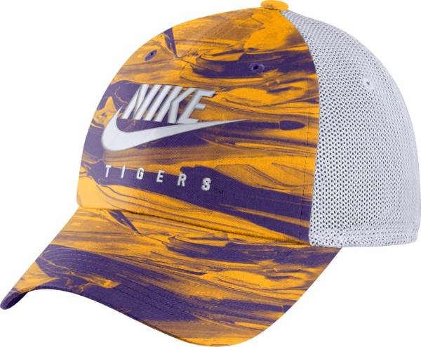 Nike Men's LSU Tigers Purple H86 Spring Break Adjustable Hat product image