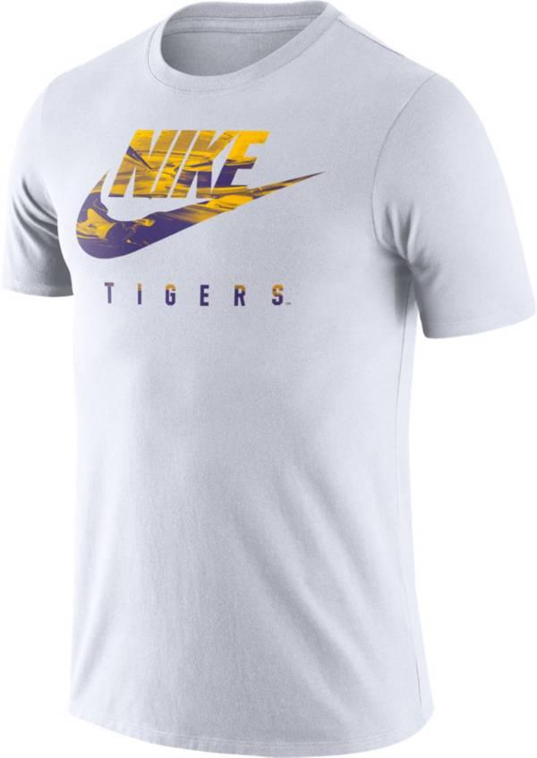 Nike Men's LSU Tigers White Spring Break T-Shirt product image