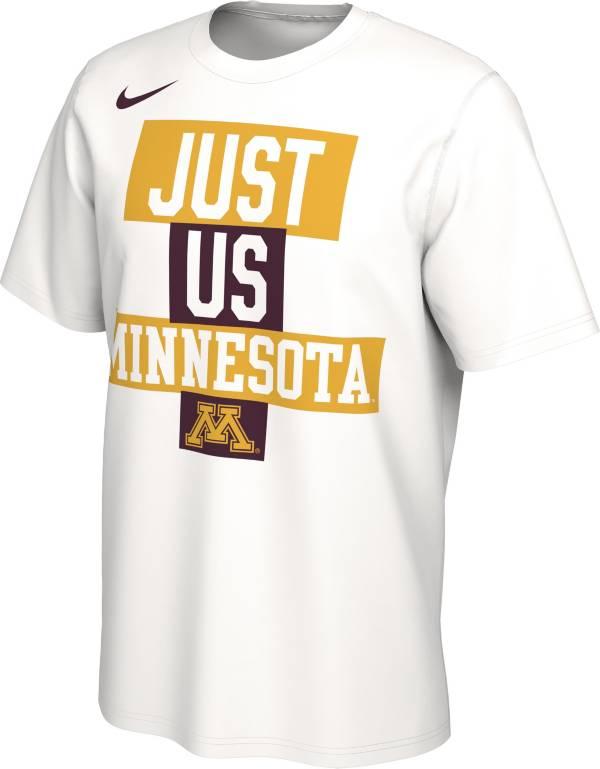 Nike Men's Minnesota Golden Gophers 'Just Us' Bench T-Shirt product image