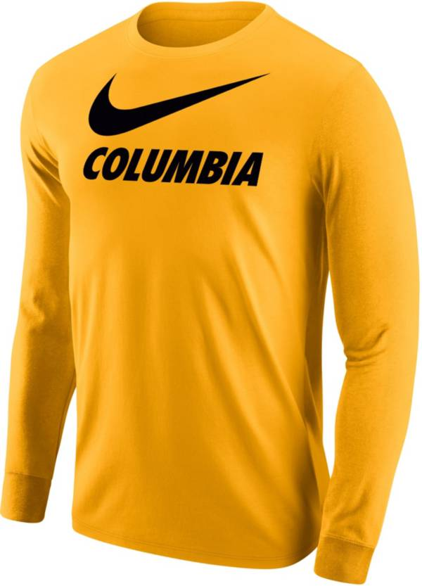 Nike Men's Columbia Gold City Long Sleeve T-Shirt product image