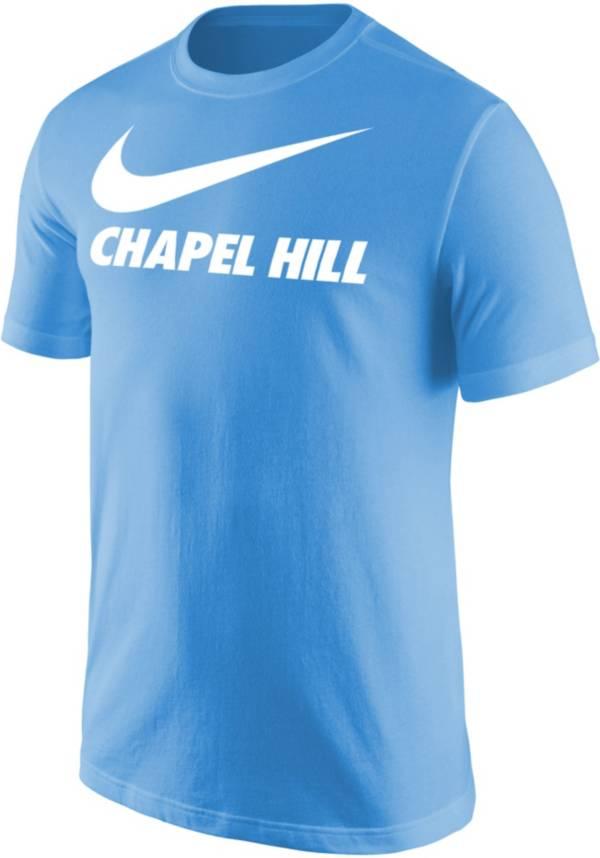 Nike Men's Chapel Hill Carolina Blue City T-Shirt product image