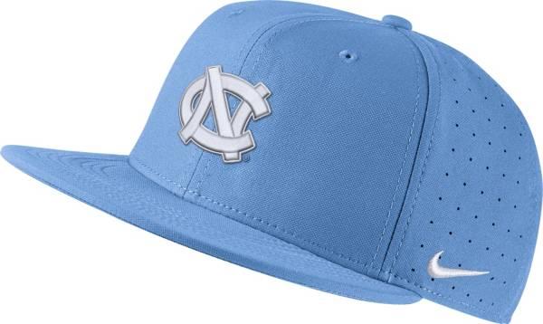Nike Men's North Carolina Tar Heels Carolina Blue AeroBill Fitted Hat product image