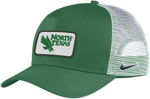Nike Men's North Texas Mean Green Green Classic99 Trucker Hat product image