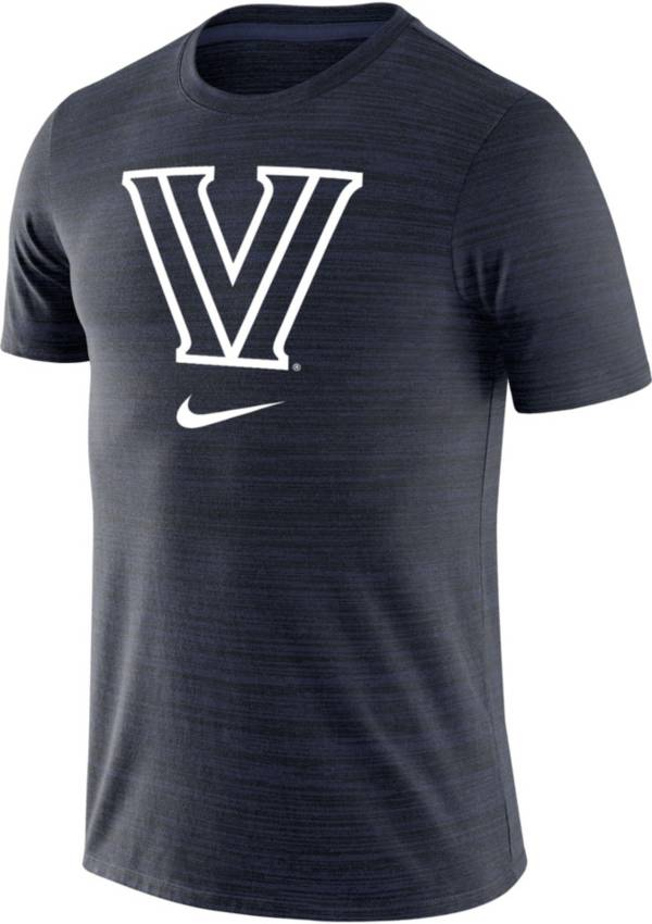 Nike Men's Villanova Wildcats Heathered Navy Velocity Legend T-Shirt product image