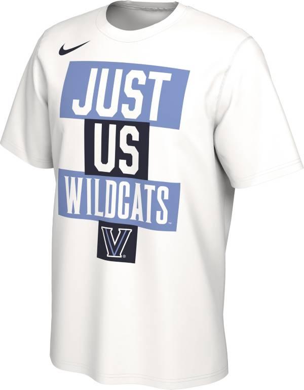 Nike Men's Villanova Wildcats 'Just Us' Bench T-Shirt product image