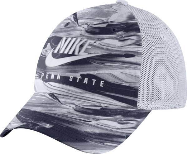 Nike Men's Penn State Nittany Lions Blue H86 Spring Break Adjustable Hat product image