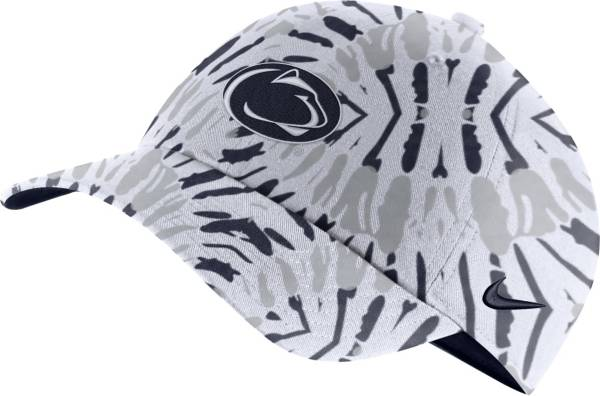 Nike Men's Penn State Nittany Lions Blue Tie-Dye Heritage86 Festival Hat product image