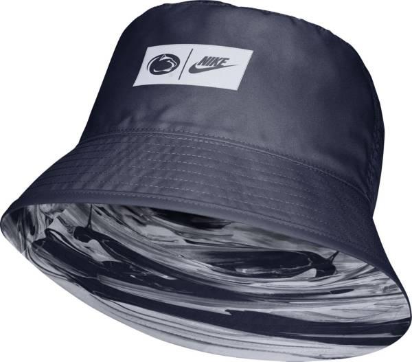 Nike Men's Penn State Nittany Lions Blue Dri-FIT Spring Break Reversible Bucket Hat product image