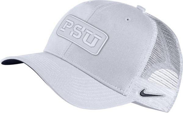 Nike Men's Penn State Nittany Lions White Classic99 Trucker Adjustable Hat product image