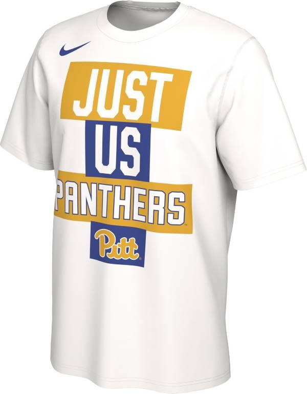 Nike Men's Pitt Panthers 'Just Us' Bench T-Shirt product image