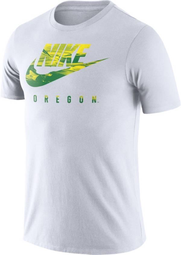 Nike Men's Oregon Ducks White Spring Break T-Shirt product image