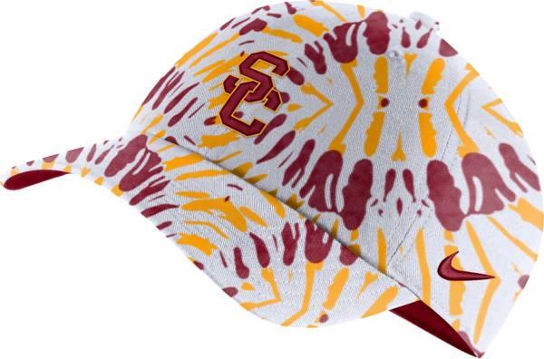 Nike Men's USC Trojans Cardinal Tie-Dye Heritage86 Festival Hat product image