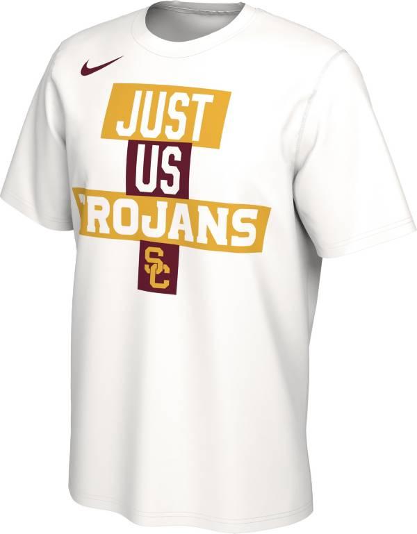 Nike Men's USC Trojans 'Just Us' Bench T-Shirt product image