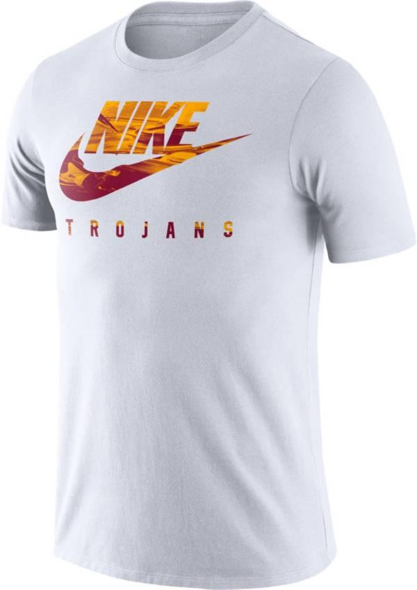Nike Men's USC Trojans White Spring Break T-Shirt product image