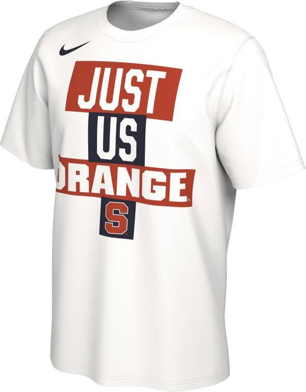 Nike Men's Syracuse Orange 'Just Us' Bench T-Shirt product image