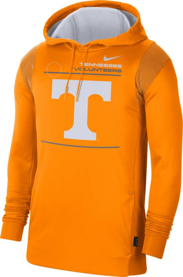 Nike Men's Tennessee Volunteers Tennessee Orange Therma Performance Pullover Hoodie product image