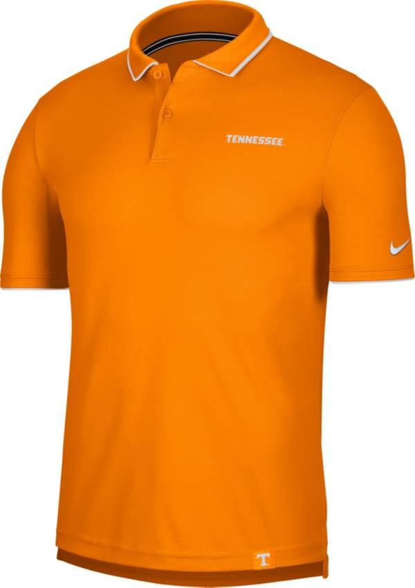 Nike Men's Tennessee Volunteers Tennessee Orange Dri-FIT UV Polo product image