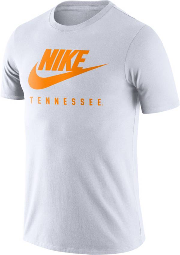 Nike Men's Tennessee Volunteers White Futura T-Shirt product image