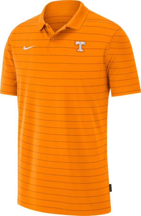 Nike Men's Tennessee Volunteers Tennessee Orange Football Sideline Victory Polo product image