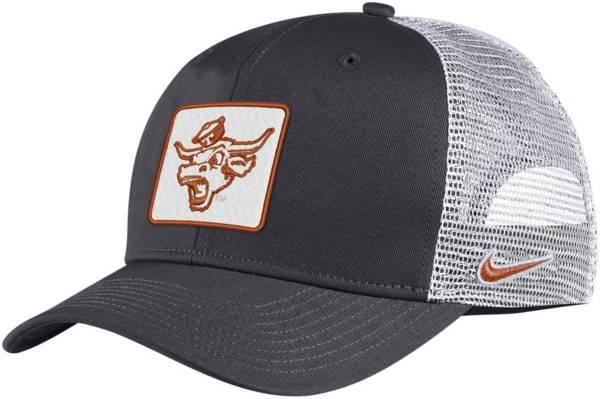 Nike Men's Texas Longhorns Grey Classic99 Trucker Hat product image