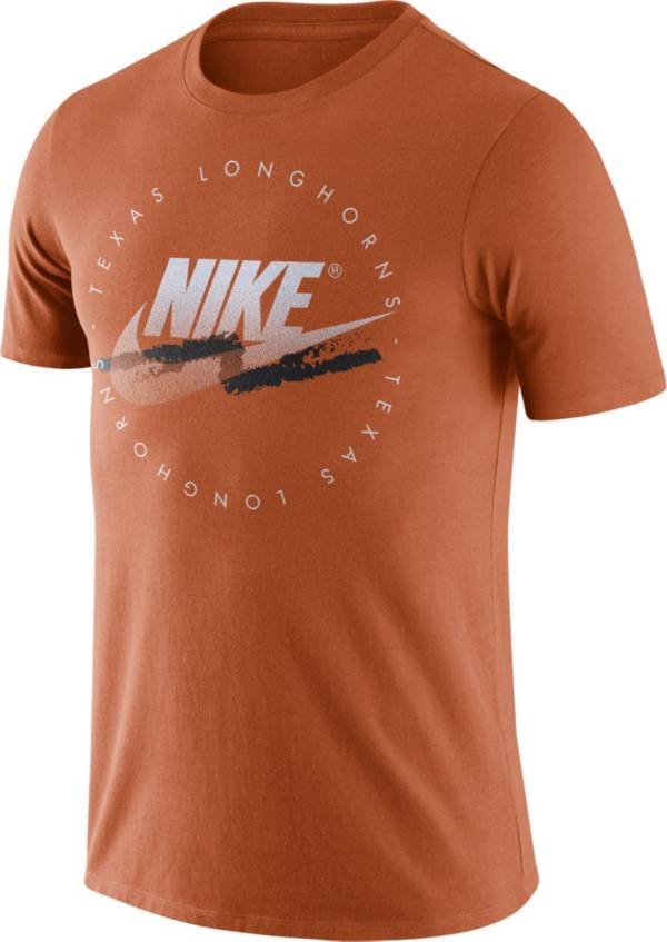 Nike Men's Texas Longhorns Burnt Orange Festival DNA T-Shirt product image