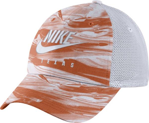 Nike Men's Texas Longhorns Burnt Orange H86 Spring Break Adjustable Hat product image