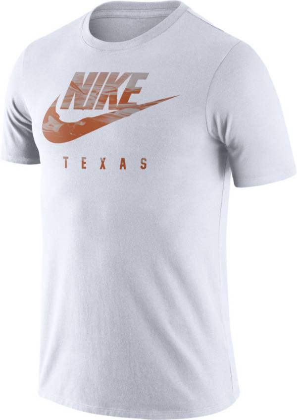 Nike Men's Texas Longhorns White Spring Break T-Shirt product image