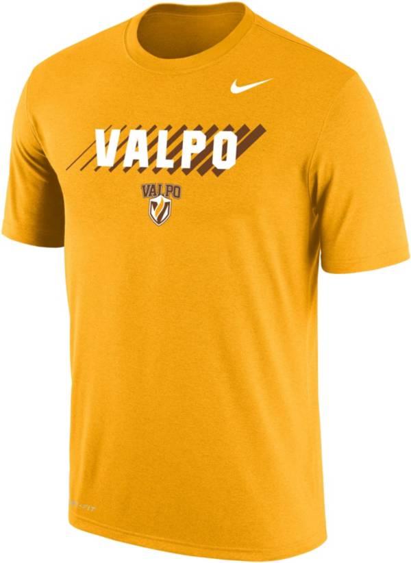 Nike Men's Valparaiso Gold Dri-FIT Cotton T-Shirt product image