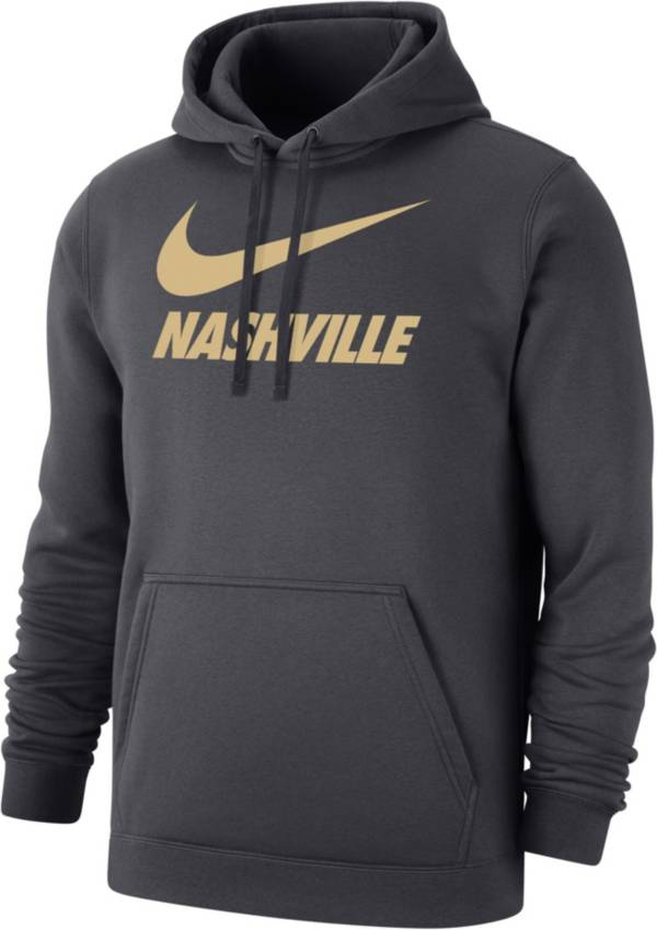 Nike Men's Nashville Grey City Pullover Hoodie product image