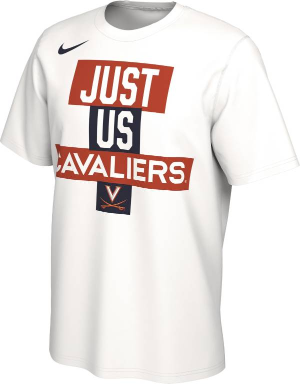 Nike Men's Virginia Cavaliers 'Just Us' Bench T-Shirt product image