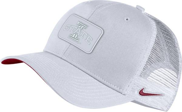 Nike Men's Iowa State Cyclones White Classic99 Trucker Adjustable Hat product image
