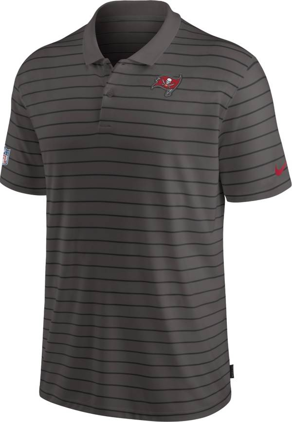 Nike Men's Tampa Bay Buccaneers Sideline Early Season Pewter Performance Polo product image