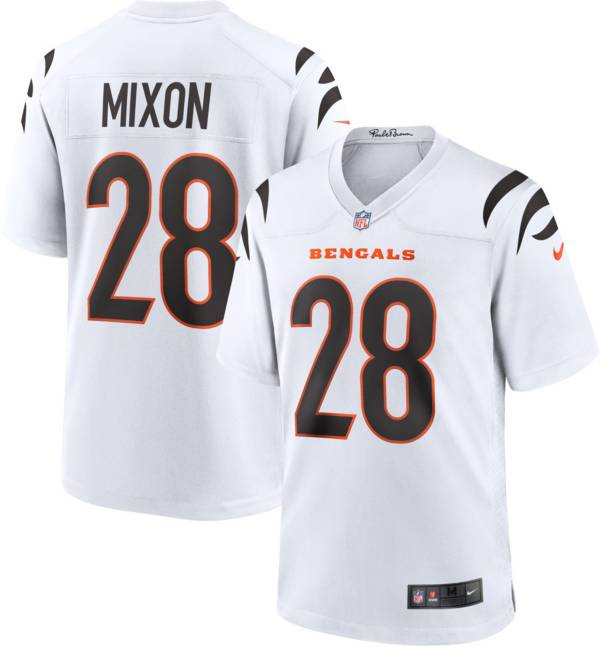joe mixon stitched jersey