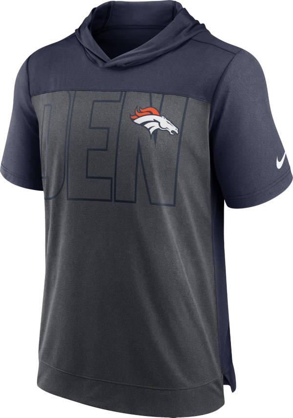 Nike Men's Denver Broncos Dri-FIT Hooded T-Shirt product image