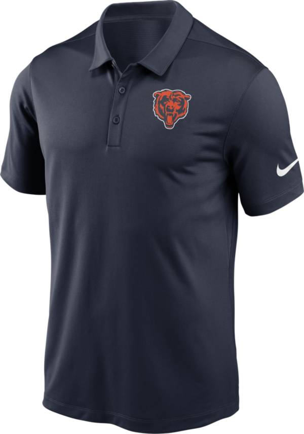 Nike Men's Chicago Bears Franchise Navy Polo product image
