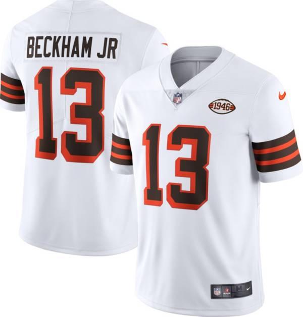 Nike Men's Cleveland Browns Odell Beckham Jr. #13 Alternate White Limited Jersey product image