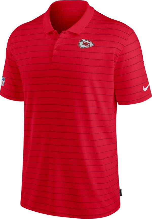 Nike Men's Kansas City Chiefs Sideline Early Season Red Performance Polo product image