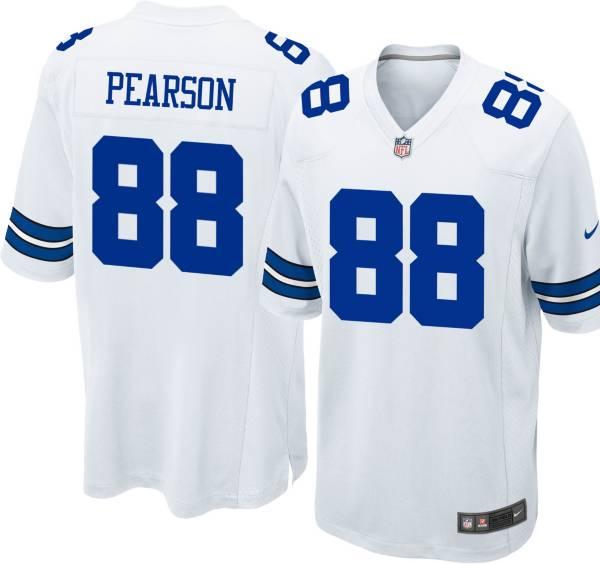 Nike Men's Dallas Cowboys Drew Pearson #88 White Game Jersey product image