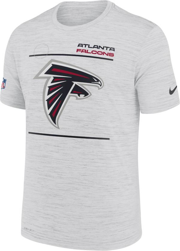 Nike Men's Atlanta Falcons Sideline Legend Velocity White Performance T-Shirt product image