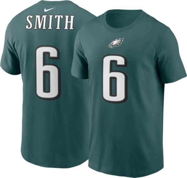 Nike Philadelphia Eagles DeVonta Smith #6 Teal T-Shirt product image
