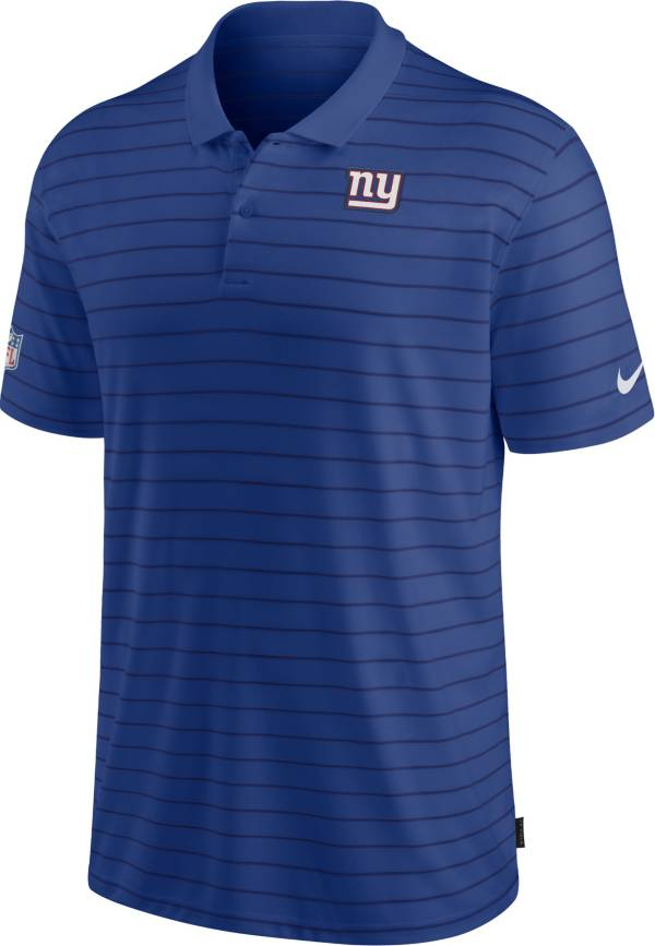 Nike Men's New York Giants Sideline Early Season Blue Performance Polo product image